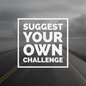 Suggest a Challenge